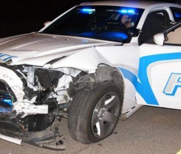 Distractions Lead to Higher Police Accident Rate in Texas