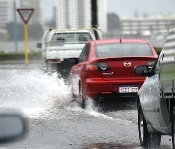 Tips for Wet Weather Driving