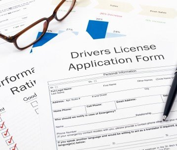 Texas Drivers License Forms and Applications