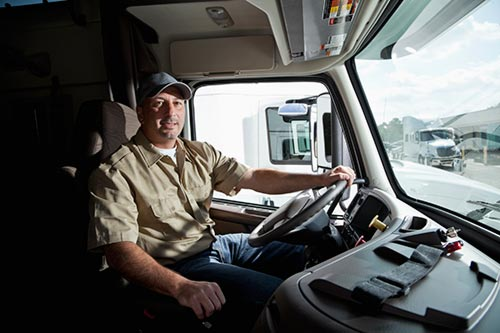 Texas commercial drivers license