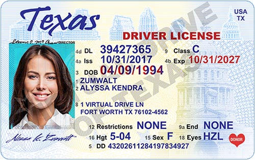Texas Drivers License Requirements For 18 Year Olds >> Texas Adult Driver Education Adult Drivers Ed Course Virtual Drive